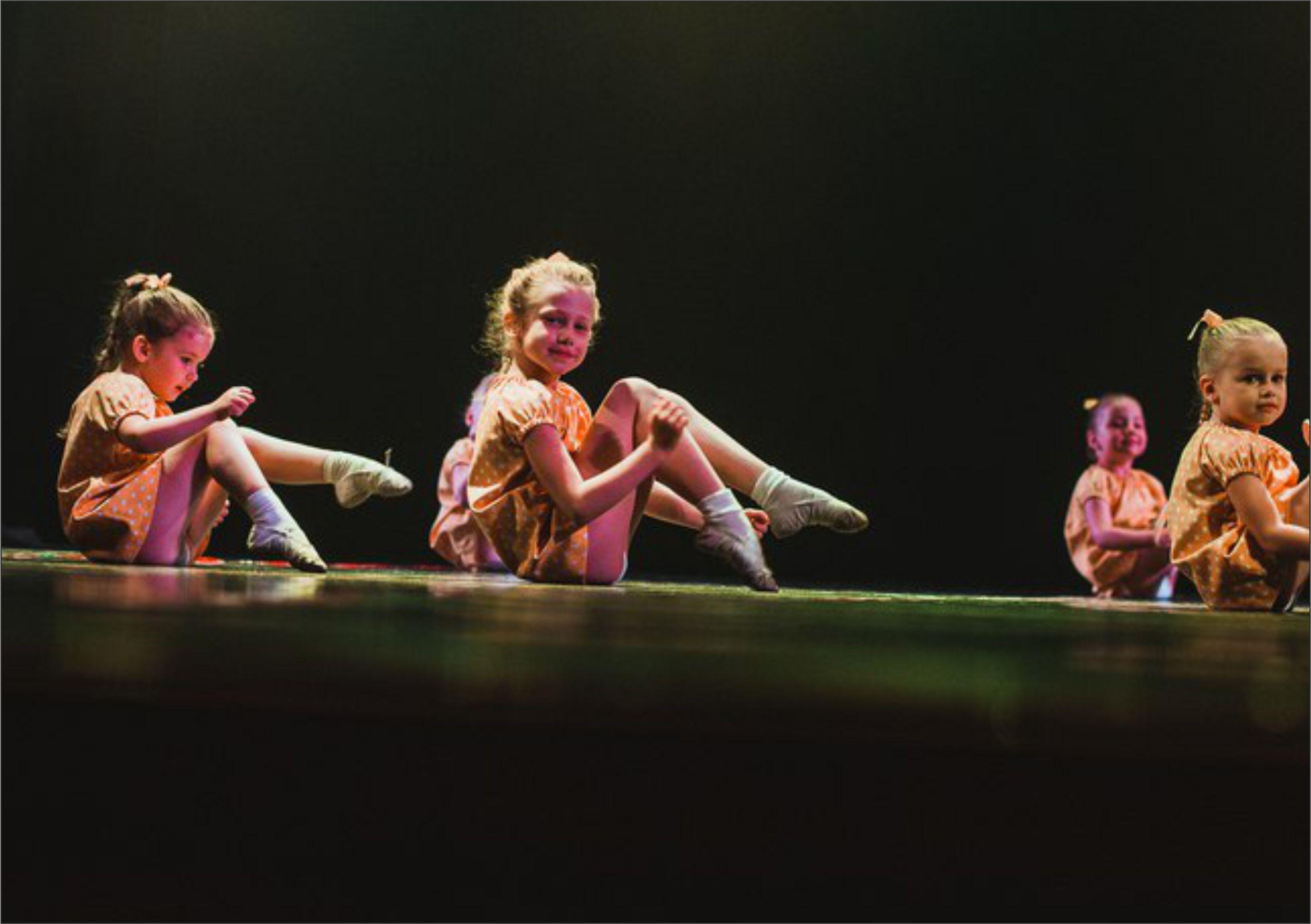 Детский контемп «Босиком»
