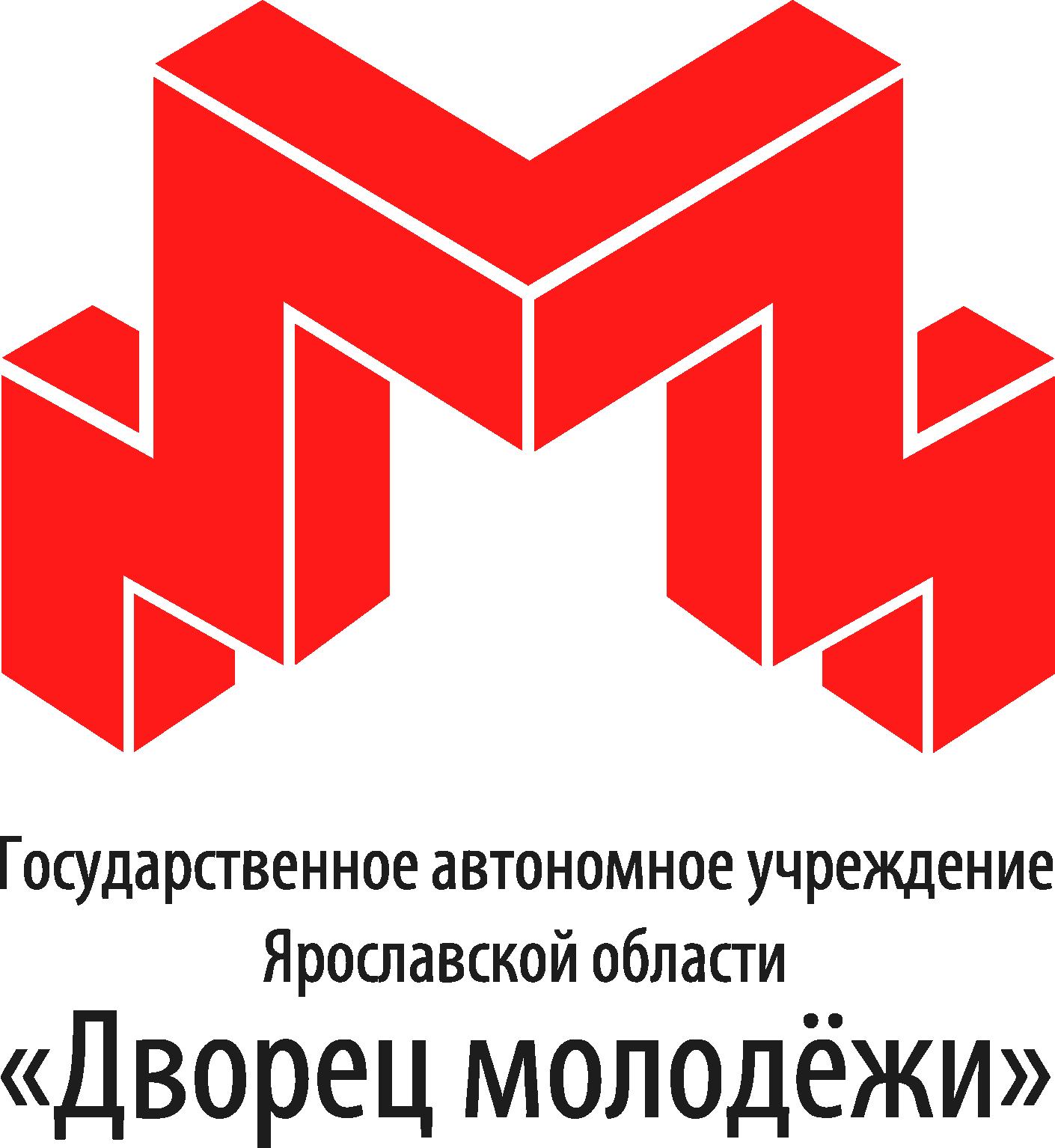 Логотип ДМ одноцветный