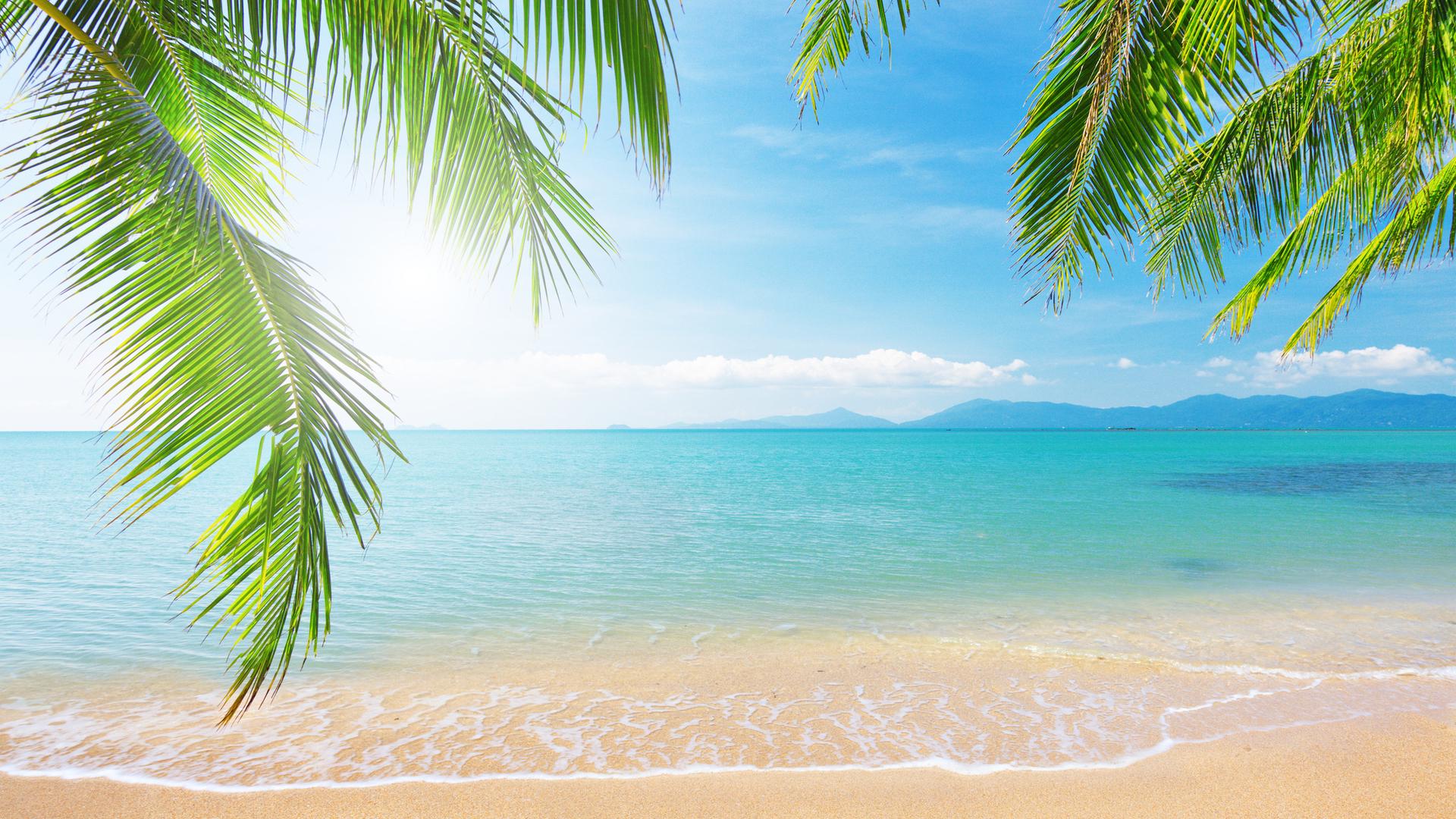 День Молодёжи на пляже был тоже!