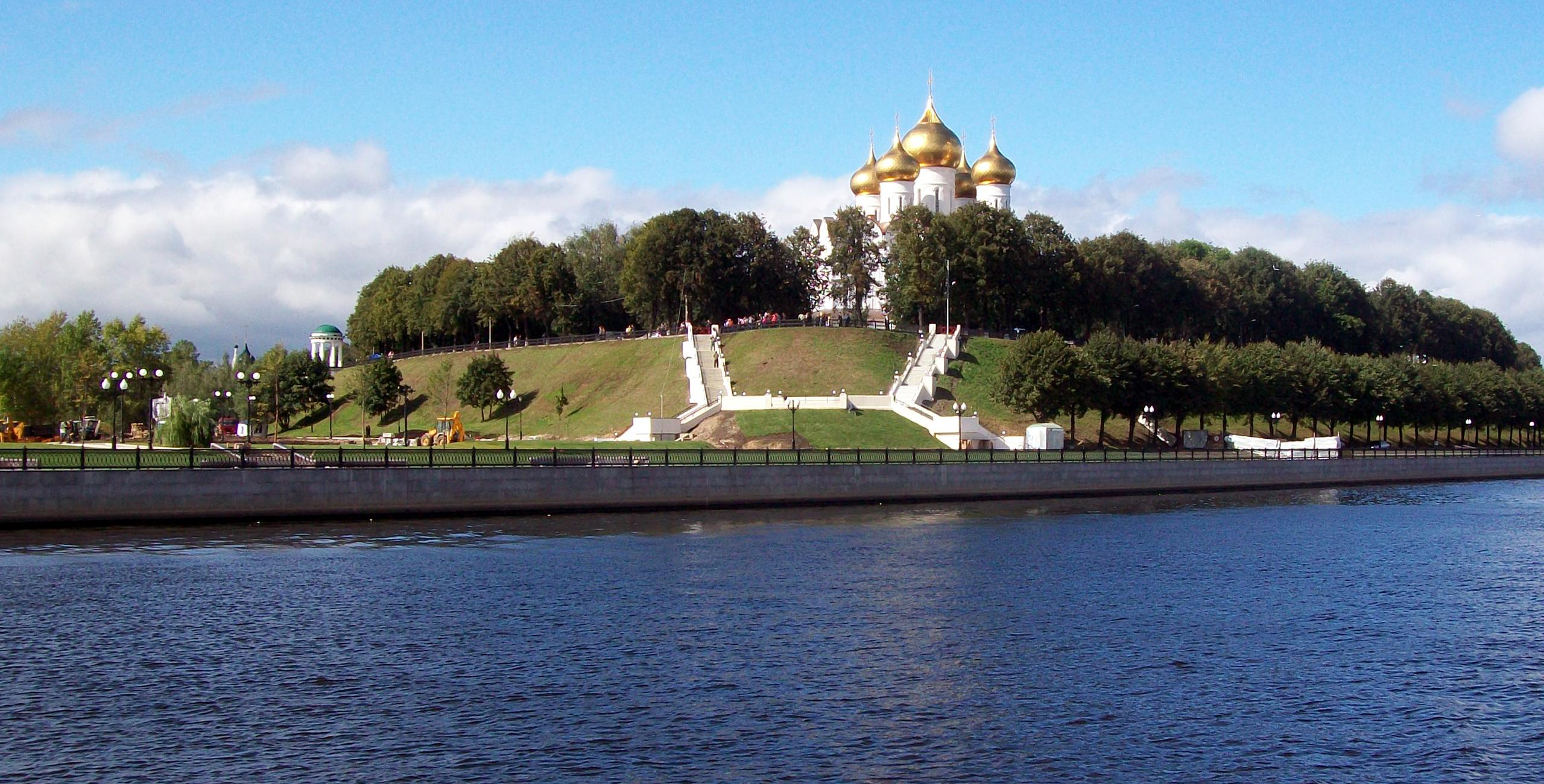Голосуй за Ярославскую область!