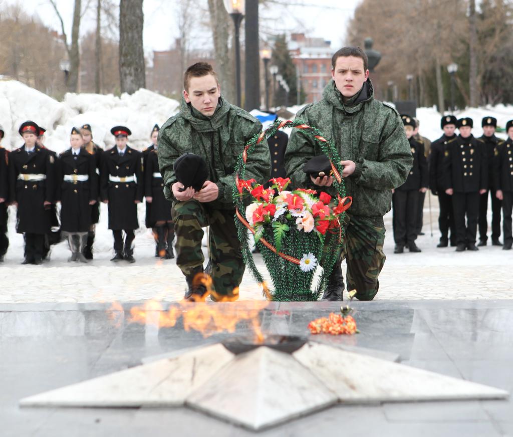 Всероссийский конкурс методических пособий «Растим патриотов России»