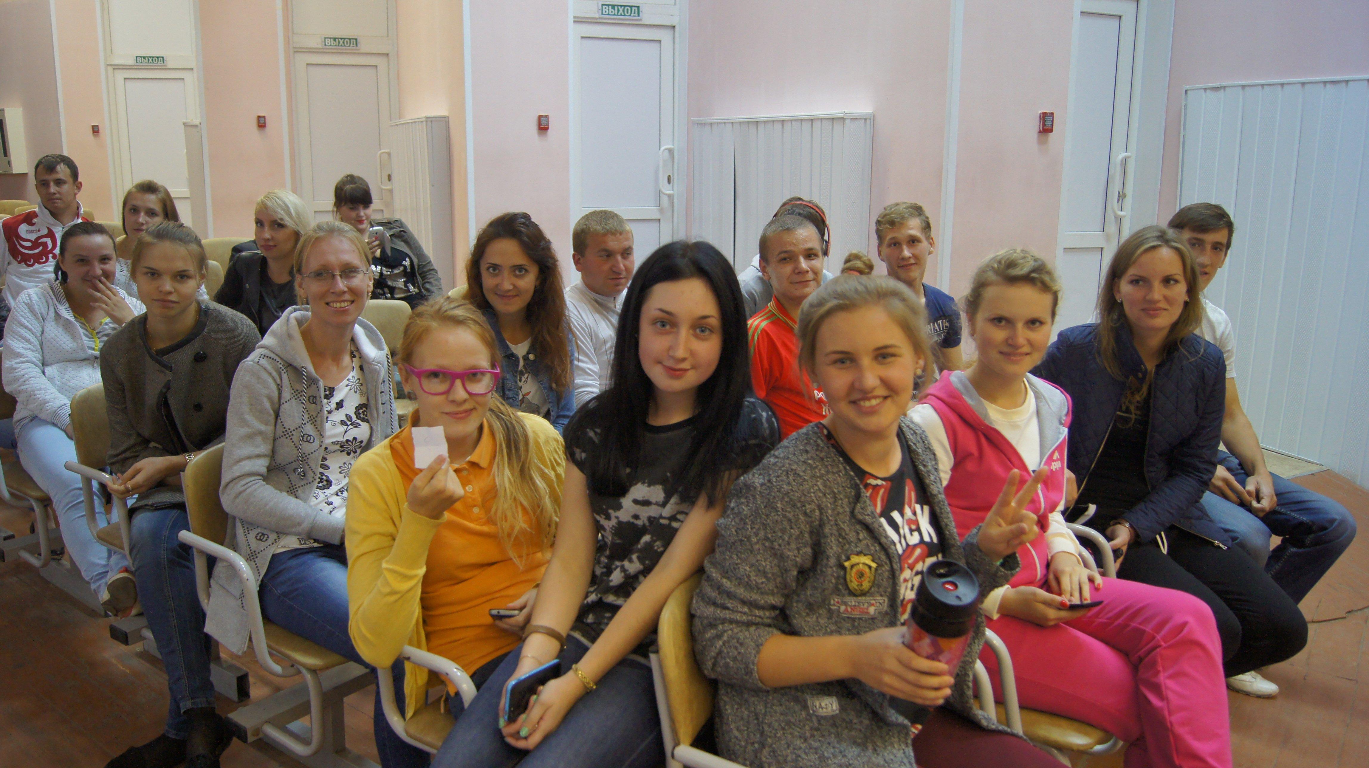 Лидеры молодёжного самоуправления Ярославской области встретились в «Сахареже»