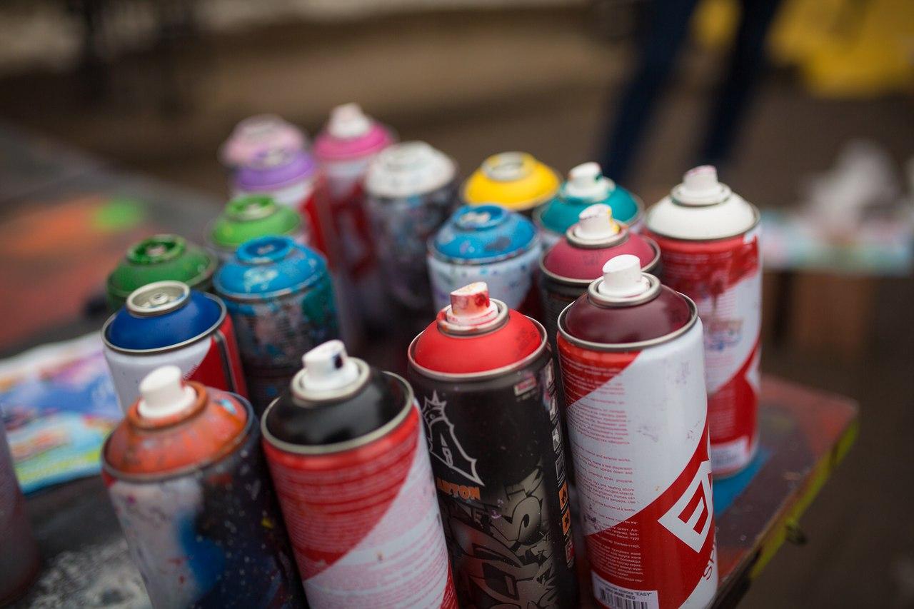 Во Дворце Молодёжи прошёл Открытый конкурс «Граффити — Космос»