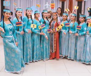 Фестиваль национального творчества молодежи Ярославской области «Единство разнообразия»